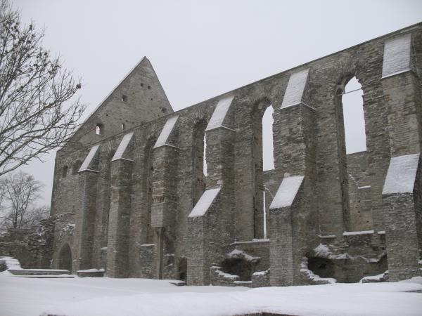 Монастырь Пиритты